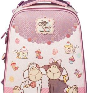 Рюкзак для девочки Милые овечки Hatber