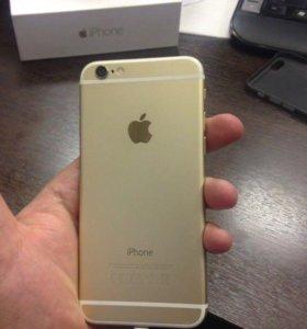 iPhone 6 Gold 16гб