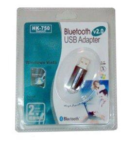 Mini USB Bluetooth 2,0 Адаптер НК-750