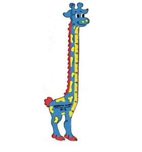 Ростомер игрушка пазл 180 см