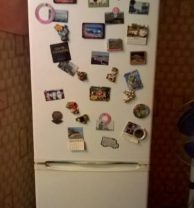 Трёхкамерный холодильник