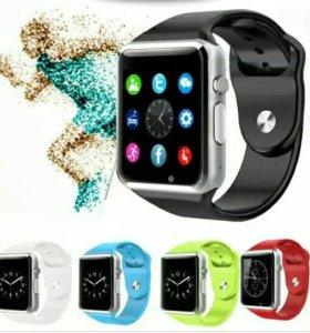 Smart watch A1 (умные часы, смарт часы) gt08
