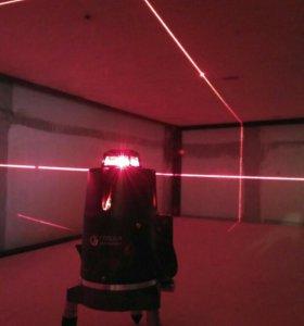 Лазерный уровень 360