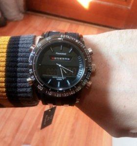 Часы Naviforce sport черно красные