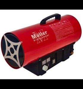 Газовая тепловая пушка (60 кВт) Moller GN60H