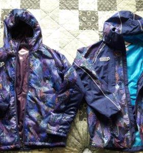 зимний (горнолыжный) костюм