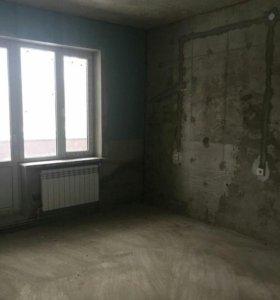 Квартира, 1 комната, 48.8 м²