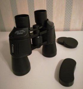 Бинокль Canon 16x50, НОВЫЙ