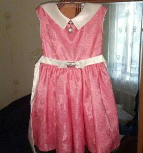 Платье 6-7 лет size 30