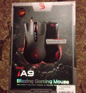 Игровая мышь Bloody A9