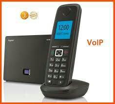Siemens Gigaset A510 IP @ SIP-DECT телефон