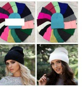 Новые зим. шапки