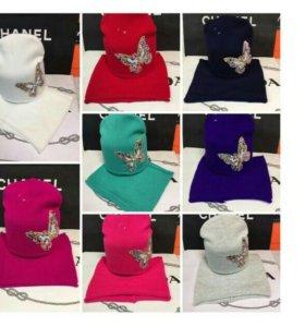 Снуд+ шапка