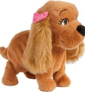 Интерактивная собака Lucy, 12 функций