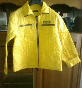 Куртки новый