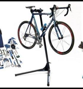 ТО, консервация, диагностика велосипедов