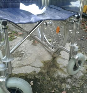 Инвалидная каляска.