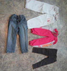 штаны на 3-3,5 года