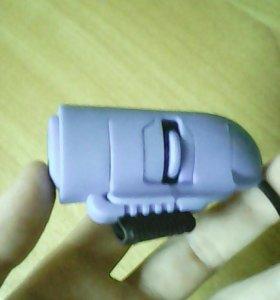 Мышка на палец