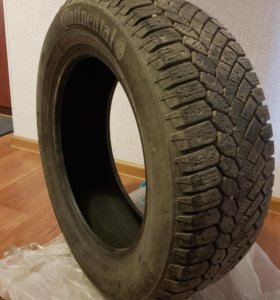 205/60R16 Continental Contiisecontact (Germany)