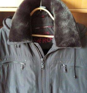 Куртка зимняя, мех