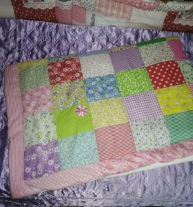 Новое лоскутное одеяло