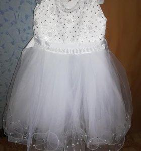 Платье р. 98-104
