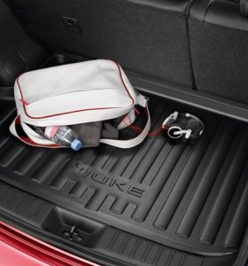 Коврик в багажник резиновый NISSAN JUKE F15.