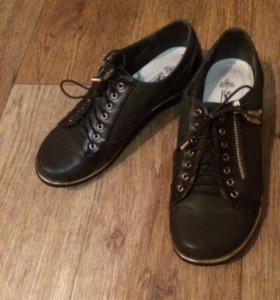 Туфли женские, демисезонные