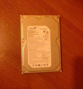 Отличный жесткий диск Seagate Barracuda 250 GB