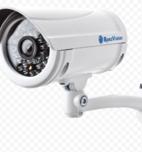 Уличная IP-камера видеонаблюд. SpezVision SVI-654V
