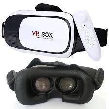 Очки виртуальной реальности VR BOX 2.0 с пультом