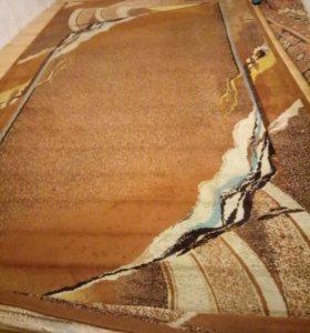 Продам ковёр(натур. шерсть)