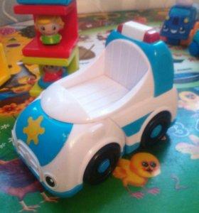 Машина игрушечная
