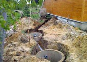 Водопровод канализация,септики