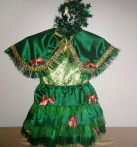 Детский костюм елочка