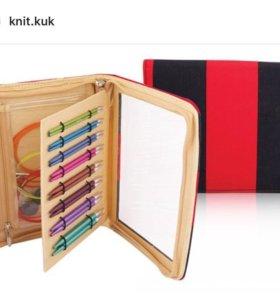 Набор спиц Knit Pro Zing Deluxe