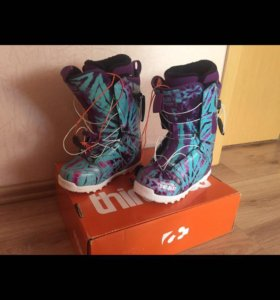 Сноубордические ботинки thirtytwo
