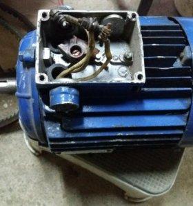 Электродвигатель 380в.