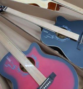Новые гитары остались всего 3шт.