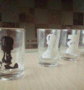 Стеклянные/пьяные шахматы