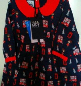 Новое платье 86 размер