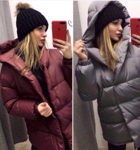 Новая зимняя куртка Зефир