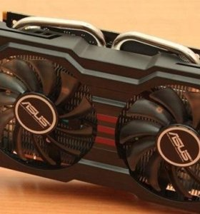 Видеокарта GeForce GTX 650Ti Asus