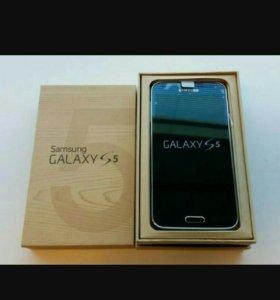 Galaxy s5 32Gb.Gold