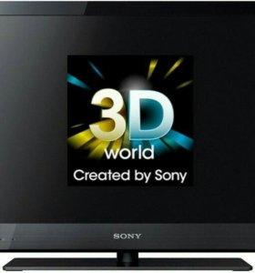 """Телевизор 3D Smart Sony 40"""" (102 см)"""