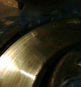 Тормозные диски Kia sportage 3