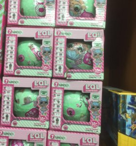 Куклы Лол (LOL) новая серия