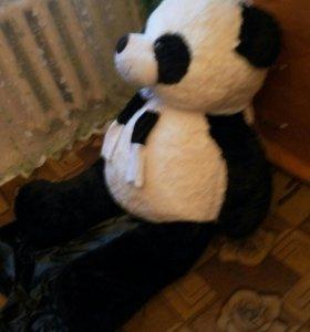 Плюшевый панда. Совсем новый.