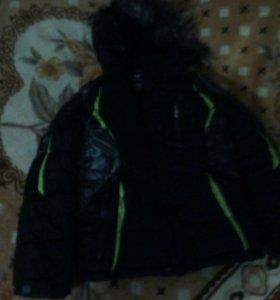 Куртка Blackwolf